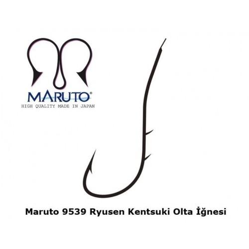 Maruto 9539 Olta İğnesi 7 - Nikel