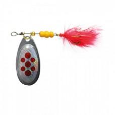Kaşık Spinner Tüylü 6gr HG2144