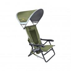 Gci Sunshade Backpack 4 Kademeli Güneşlikli Katlanır Kamp Sandalyesi