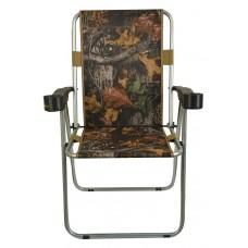 Powerex Çift Bardaklıklı Orman Desenli Kamp Sandalyesi